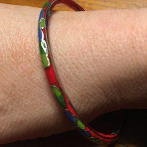 Cloisonne Bangle Bracelet - 104  $12 FIRM